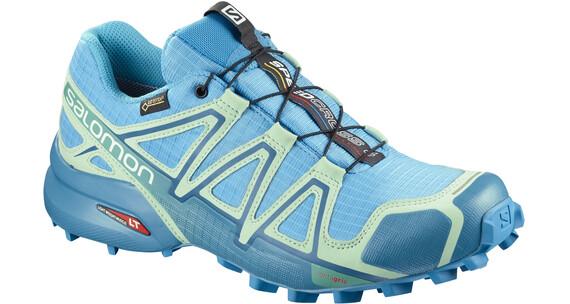 Salomon Speedcross 4 GTX Shoes Women Aquarius/Beach Glass/Hawaiian